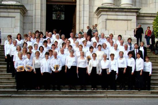 Choeur Départemental de Savoie FMS Ste Chapelle 2008