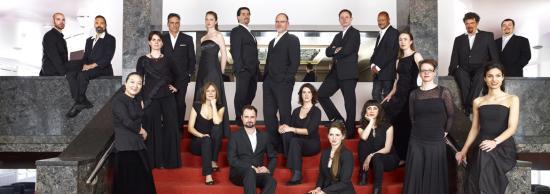 choeur Opéra de Lausanne
