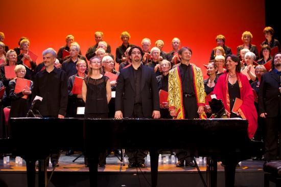 Concert Si la russie m'était contée Ensemble Vocal d'Aix les Bains, http://www.photo-somelet.fr