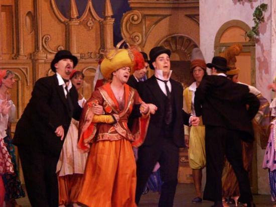 La Périchole, festival d'opérettes d'Aix-les-Bains