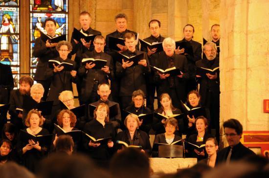 Opus à Voix, Passion selon St Matthieu Bach avril 2011