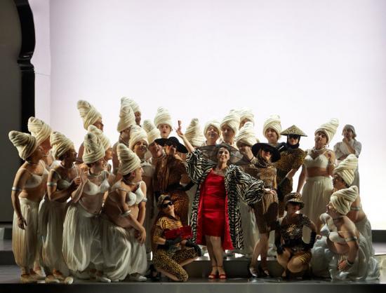 l'Italienne à Alger Opéra de Lausanne 2011