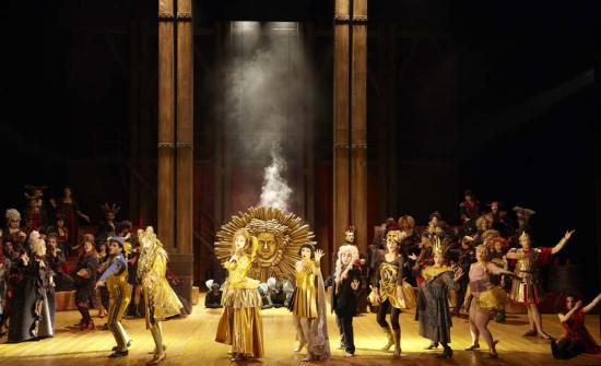 Orphée aux Enfers Opera lausanne 2012 galop infernal
