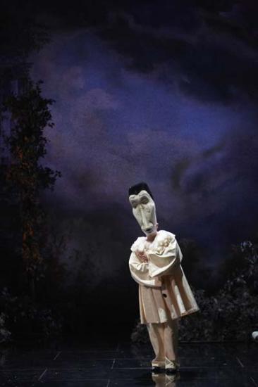 Pierrot, L'aiglon, Lausanne avril 2013 copyright Vanappelghem