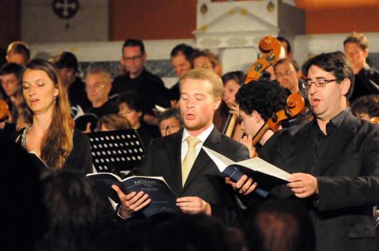 Requiem Mozart St pierre de chartreuse aout Nuits d'été 2010